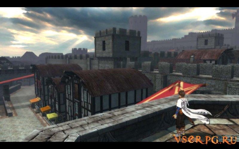 Tales of Zestiria screen 1