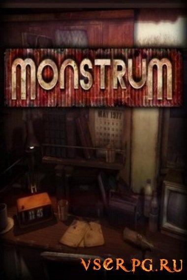 Постер игры Monstrum