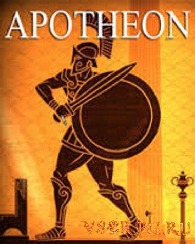 Постер игры Apotheon