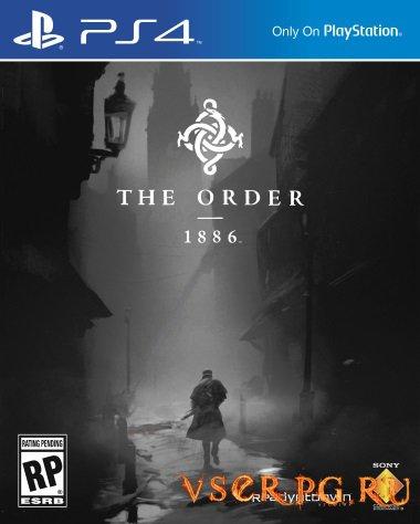 Постер игры The Order 1886 [PS4]