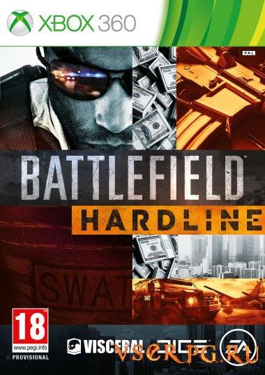 Постер игры Battlefield Hardline [Xbox 360]