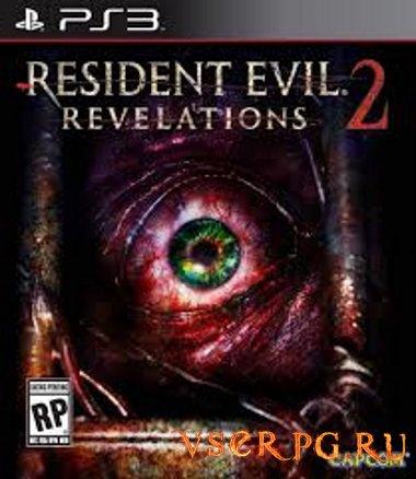Постер игры Resident Evil Revelations 2 [PS3]