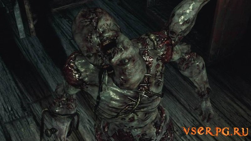 Resident Evil Revelations 2 [PS4] screen 1