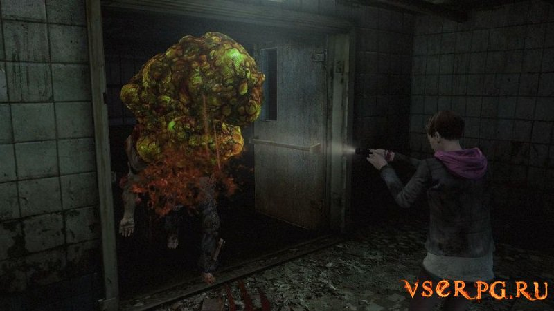 Resident Evil Revelations 2 [PS4] screen 2