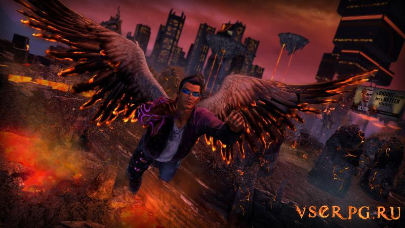 Saints Row Gat Out of Hell screen 1