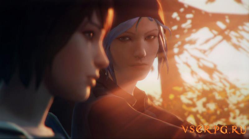 Life is Strange screen 1
