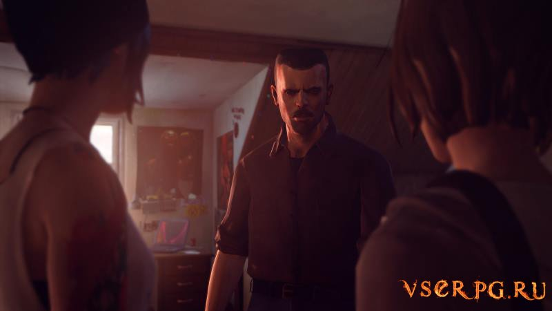 Life is Strange screen 2