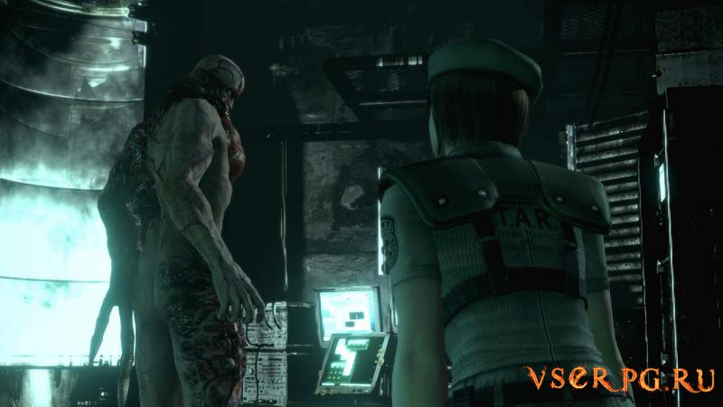 Resident Evil HD Remaster screen 3