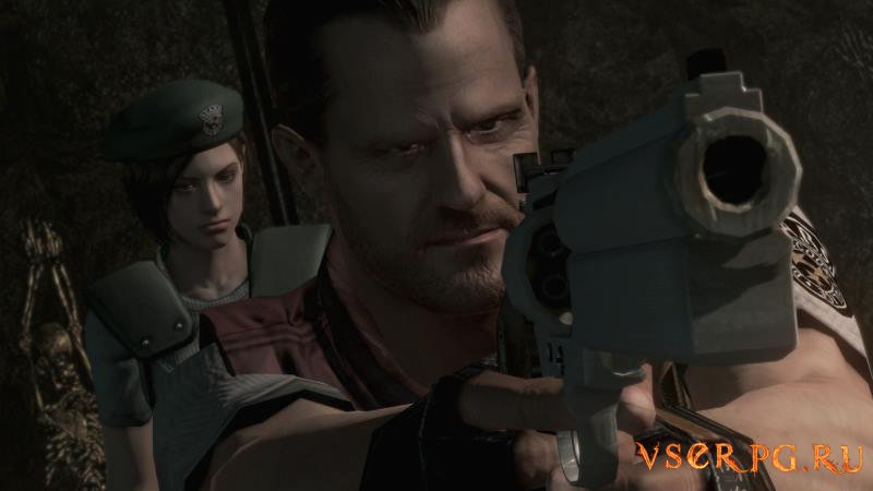 Resident Evil HD Remaster screen 2