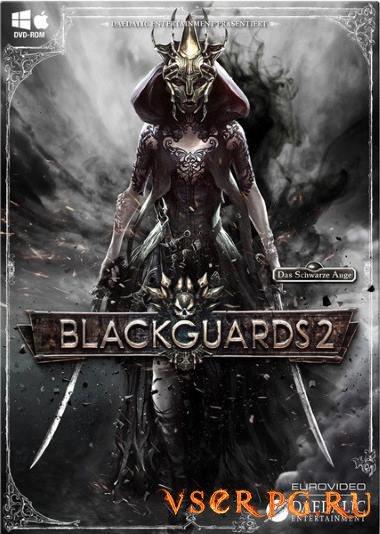 Постер игры Blackguards 2