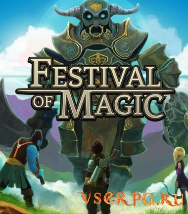 Постер игры Earthlock: Festival of Magic