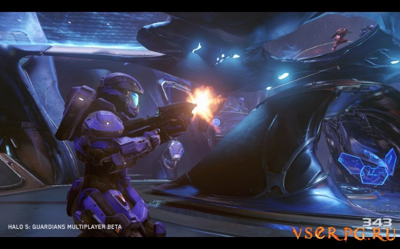 Halo 5 Guardians [Xbox One] screen 3
