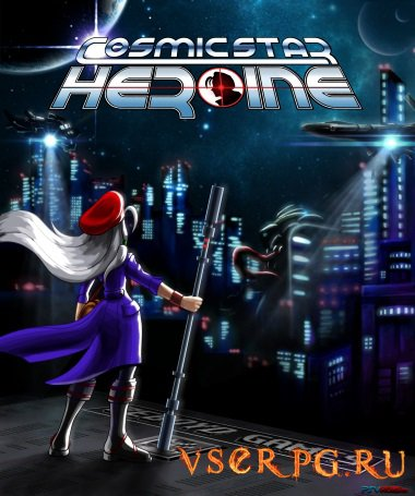 Постер игры Cosmic Star Heroine [PS4]
