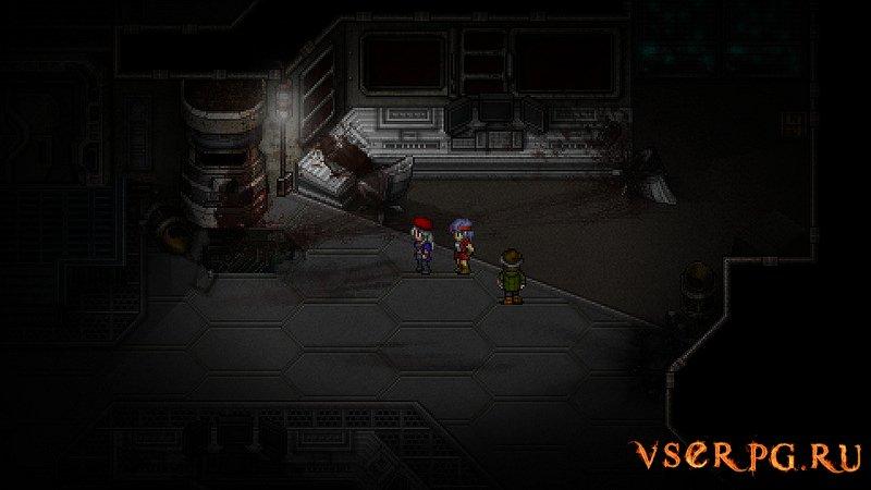Cosmic Star Heroine [PS4] screen 3