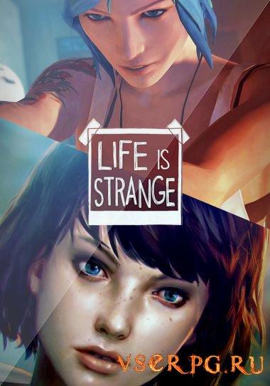 Постер игры Life is Strange