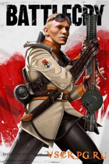 Постер игры BattleCry
