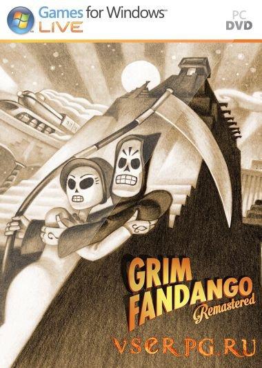 Постер игры Grim Fandango Remastered