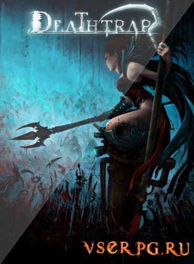 Постер игры Deathtrap