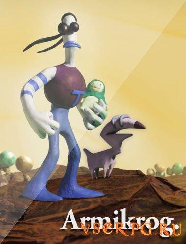 Постер игры Armikrog