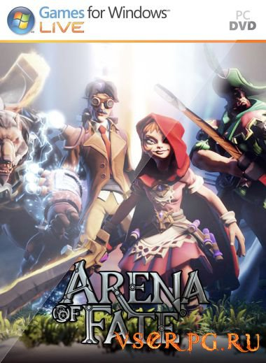 Постер игры Arena of Fate