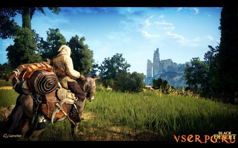 Black Desert screen 3