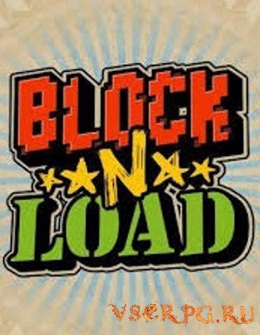Постер игры Block N Load