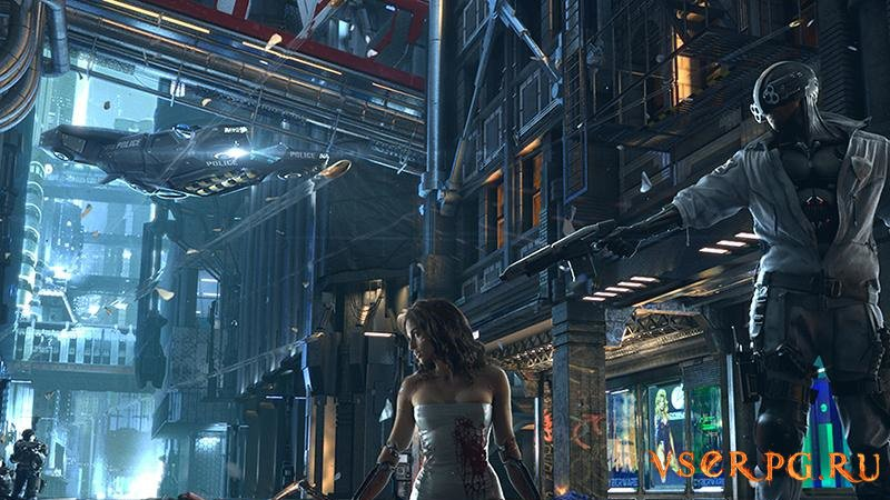 Cyberpunk 2077 screen 3
