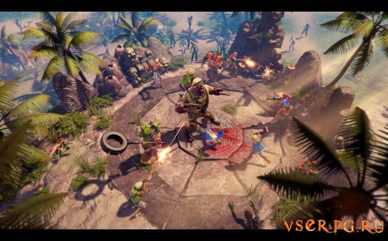 Dead Island Epidemic screen 2