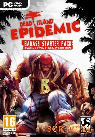 Постер игры Dead Island Epidemic