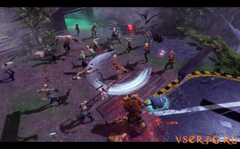 Dead Island Epidemic screen 3
