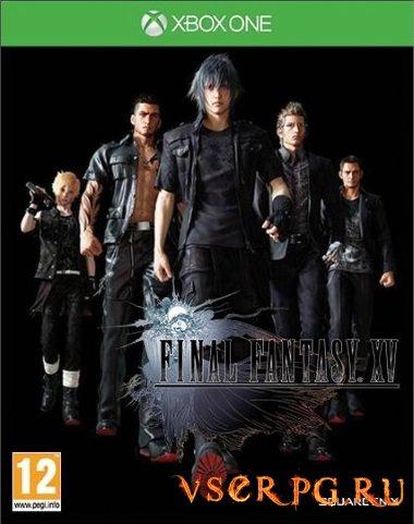 Постер игры Final Fantasy XV [Xbox One]