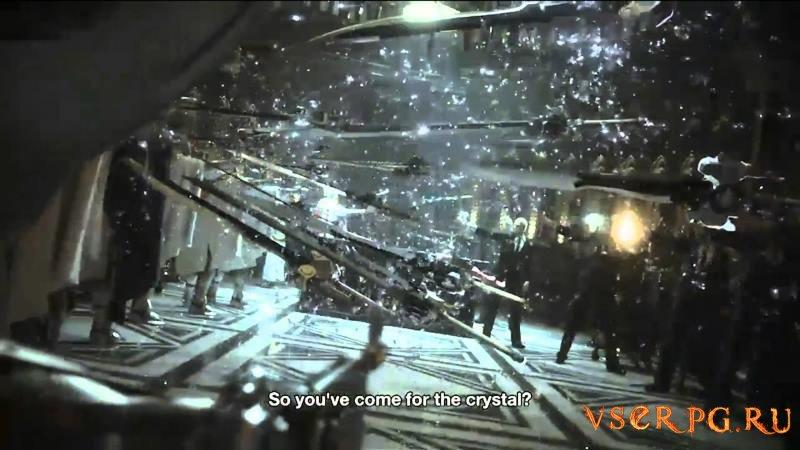Final Fantasy XV [Xbox 360] screen 2