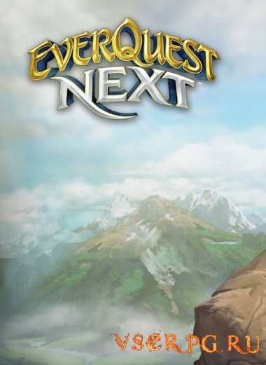 Постер игры EverQuest Next
