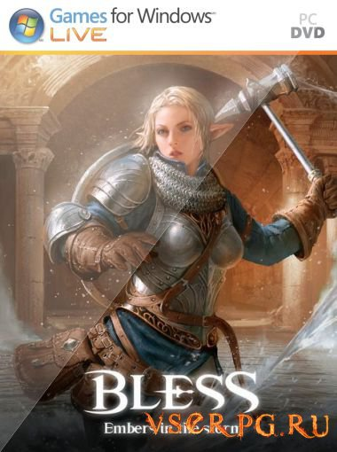 Постер игры Bless