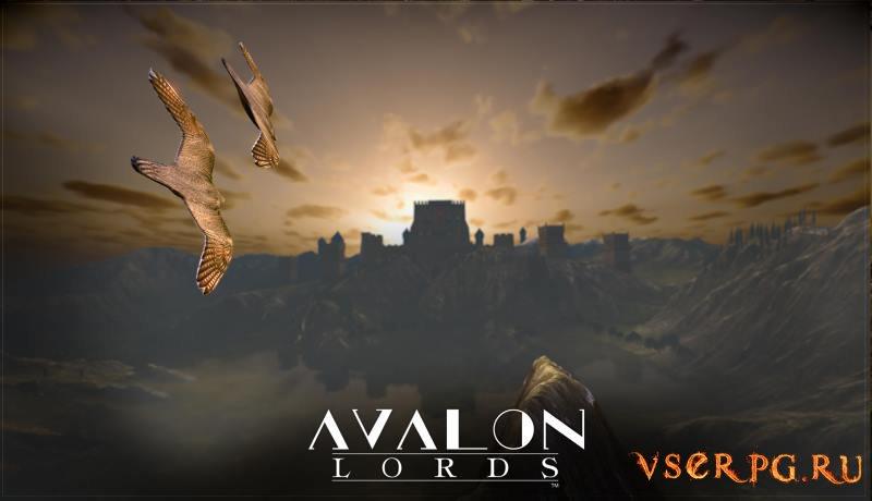 Avalon Lords: Dawn Rises screen 2