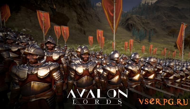Avalon Lords: Dawn Rises screen 3