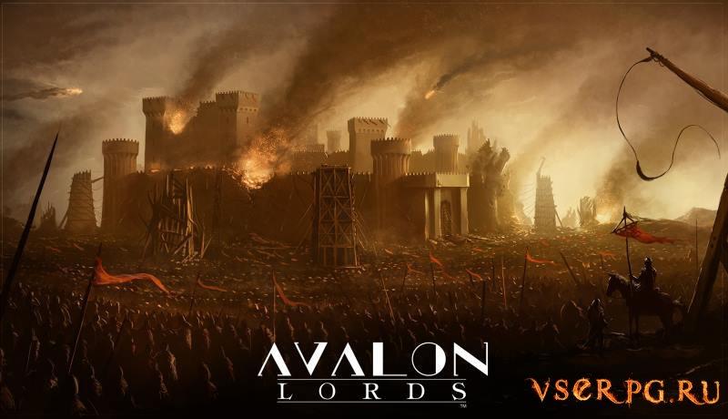 Avalon Lords: Dawn Rises screen 1
