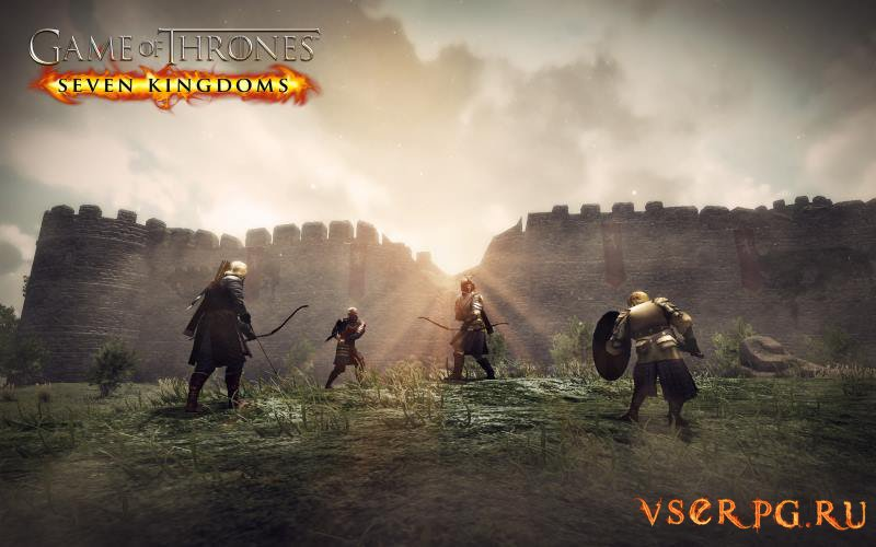 Game of Thrones Seven Kingdoms screen 2