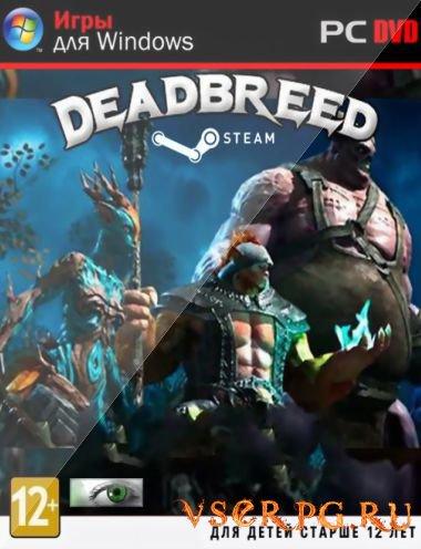 Постер игры Deadbreed