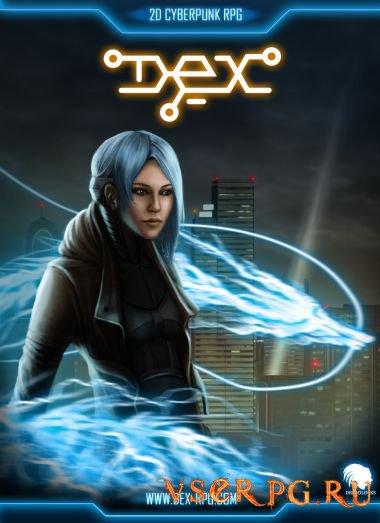 Постер игры Dex