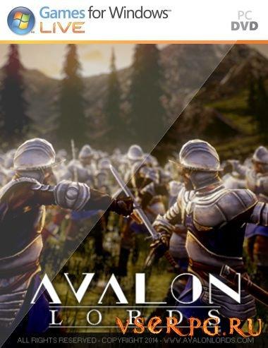 Постер игры Avalon Lords: Dawn Rises
