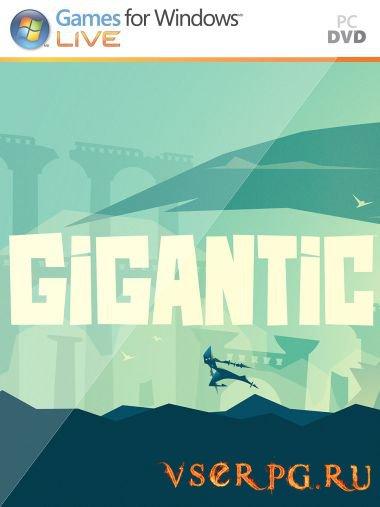Постер игры Gigantic