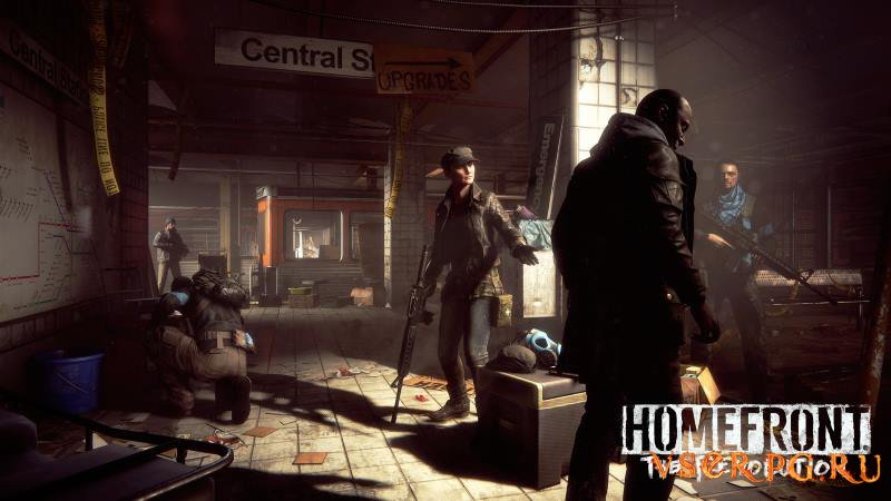 Homefront 2 The Revolution screen 2