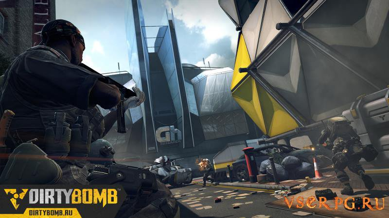 Dirty Bomb screen 1
