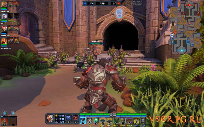 Orcs Must Die Unchained screen 2