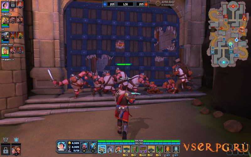 Orcs Must Die Unchained screen 3