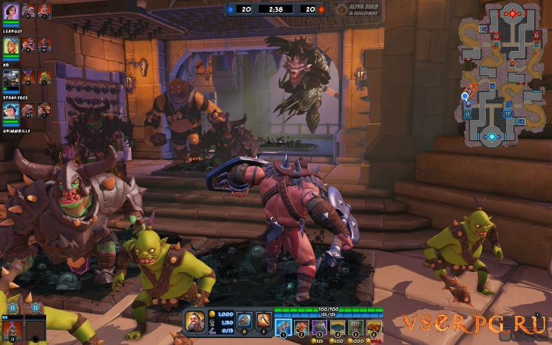 Orcs Must Die Unchained screen 1