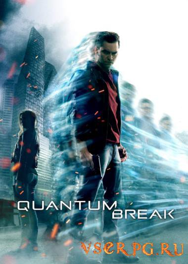 Постер игры Quantum Break
