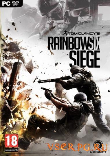 Постер игры Rainbow Six Siege