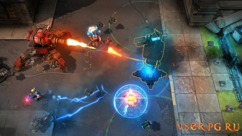 Shards of War screen 2